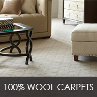 100% Wool Carpet