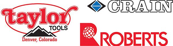 Installation Tools Supply Brands: Taylor Tools, Crain, Roberts