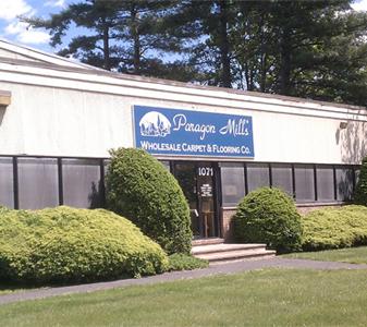 Paragon Mills Abbey Flooring Design Center in Union, NJ